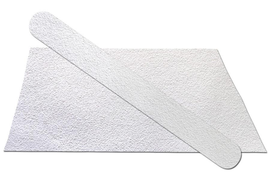 Solid White 140 Emery Board